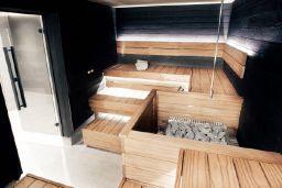 Harvia Sauna Interior